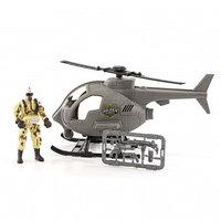 Игровой набор: Пилот на вертолете