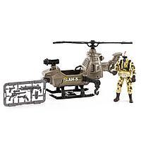 Игровой набор: Пилот на вертолёте
