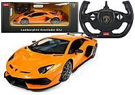 Машинка радиоуправляемая Rastar Lamborghini Aventador SVJ