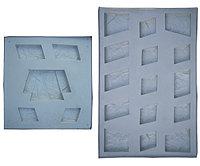 Комплект форм для обрамления окна