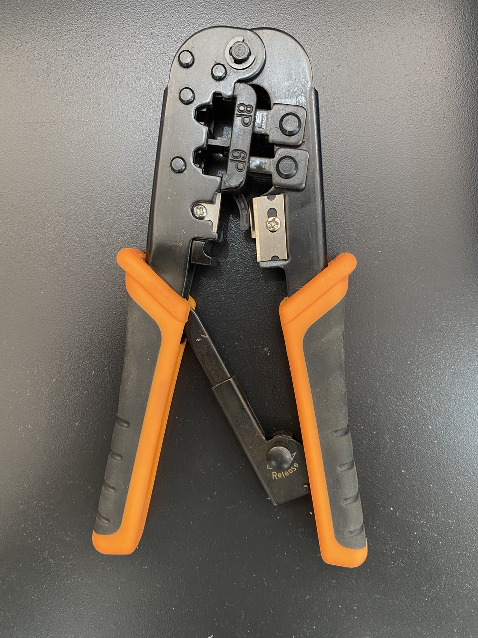 Инструмент для обжима коннекторов RJ45/RJ12/RJ11+
