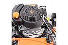 Газонокосилка бензиновая PATRIOT PT 46, 170сс, 4,5л.с., 46см, 55л. трав., метал. дека,, фото 6