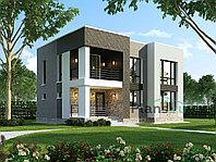 Проект частных жилых домов