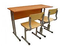 Парта и 2 стула ученика