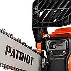 """Пила цепная бензиновая PATRIOT PT 385, 38cc, 2.0л.с., шина 14"""", Easy Start, фото 4"""
