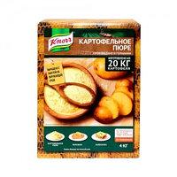 Knorr Professional картофельное пюре, 4 кг