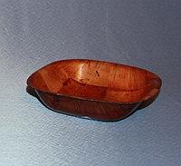 Тарелка деревянная д.15