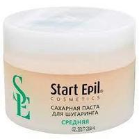 Сахарная паста «START EPIL» для депиляции «СРЕДНЯЯ», 200 гр