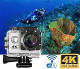 Экшн камера 4K Ultra HD, фото 2