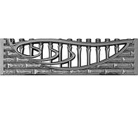 Форма для бетонного сборного забора №65 «Фагот-универсал»