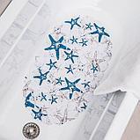 Коврик для ванны Доляна «Морские звёзды», 38×68 см, фото 2