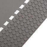 Пластина основание для конструктора «Игровое поле» 25,5×25,5×0,5 см, фото 3