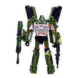 Робот «Военный», трансформируется, цвет МИКС, фото 3