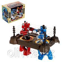 Битва роботов «Ринг»