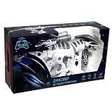 """Робот радиоуправляемый """"Динозавр K9"""", стреляет присосками, работает от аккумулятора, фото 6"""