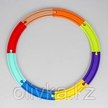 Рельсы 8 элементов 45×45×1,2 см