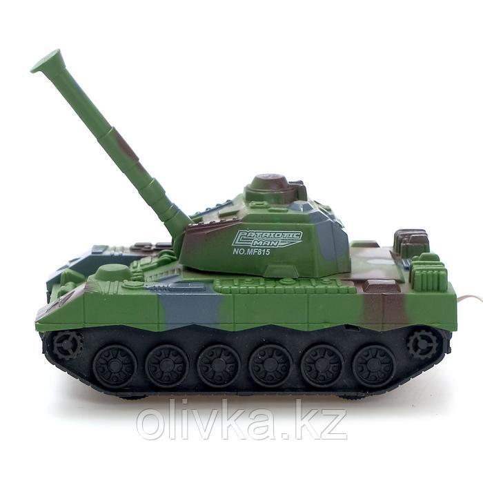 Танк «Тигр», на дистанционном управлении, цвета МИКС - фото 2