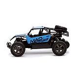 Джип радиоуправляемый «Сумасшедший гонщик», металлический корпус, работает от аккумулятора, фото 2