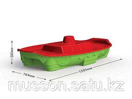 """Песочница """"Старинный корабль"""""""