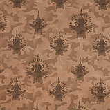 Бумага упаковочная крафтовая «Самолеты», 50 × 70 см, фото 3