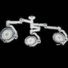 Трехкупольная хирургическая лампа, LD10-03