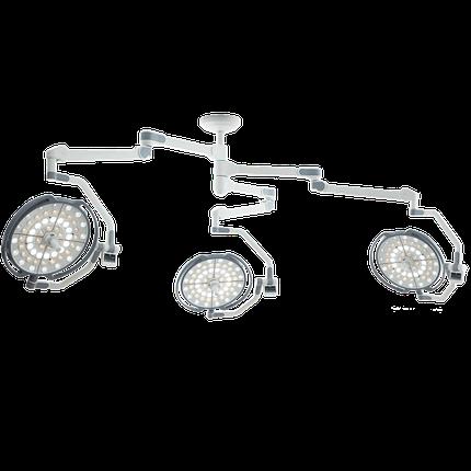 Трехкупольная хирургическая лампа, LD10-03, фото 2