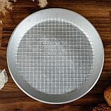 """Форма для выпечки """"Деко"""", 230х30 мм, литой алюминий, фото 2"""