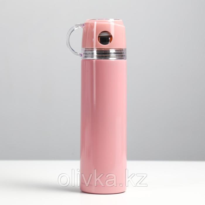"""Термос """"Деон"""" 500 мл, розовый"""