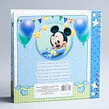 Книга пожеланий на 1 годик, Микки Маус, 24 листа, фото 3
