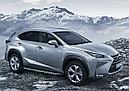 """Пороги """"Premium"""" Lexus NX (2014-2020), фото 3"""