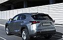 "Пороги ""Premium-Black"" Lexus NX (2014-2020), фото 3"