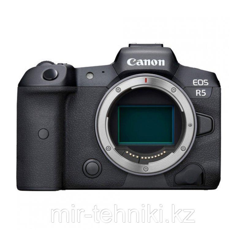 Фотоаппарат Canon EOS R5 Body + Mount Adapter Viltrox EF-EOS R