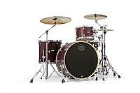 Ударная установка Mapex Mars Series 4 Piece Rock 24 Shell Pack Bloodwood Drum Set MA446SRW