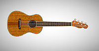 Укулеле Fender Montecito Tenor Ukulele, Walnut Fingerboard, Natural