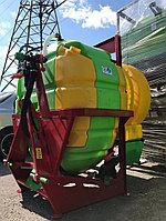 Опрыскиватель садовый вентиляторный 400л Польша Demarol (навесной)