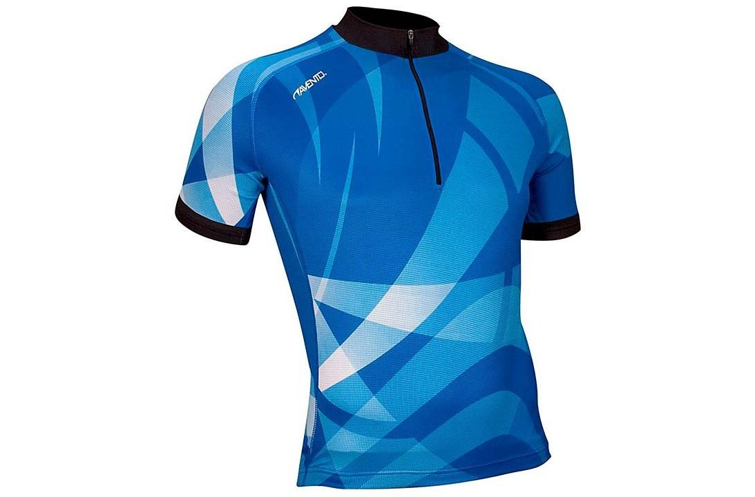Велофутболка Schreuders Cycling Shirt Print. Рассрочка. Kaspi RED.
