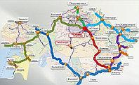 Грузовые автомобильные перевозки по Казахстану
