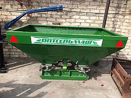 Разбрасыватель удобрений 900л навесной двухдисковый Фермер, фото 3