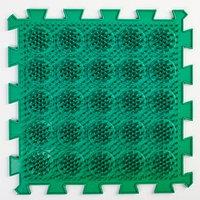 Детский массажный коврик 1 модуль 'Мягкие Кактусы', цвет МИКС