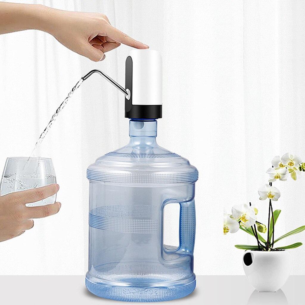Электрическая помпа насос для воды с USB зарядкой.