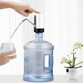 Автоматическая помпа насос для воды с USB зарядкой.