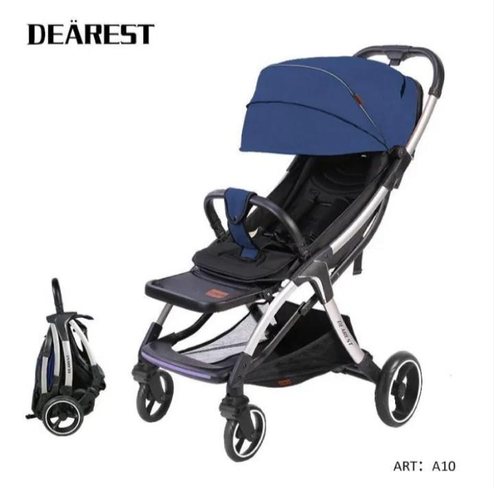 Легкая прогулочная коляска DEAREST A8