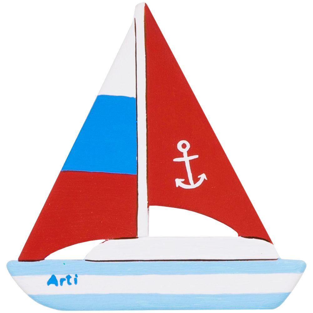 Набор для творчества «С праздником!», кораблик (артикул 16035.02)