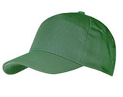 Бейсболка Unit First, зеленая (артикул 6025.90)