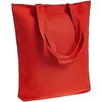 Холщовая сумка Avoska, красная (артикул 11293.50)