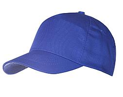 Бейсболка Unit First, ярко-синяя (артикул 6025.40)