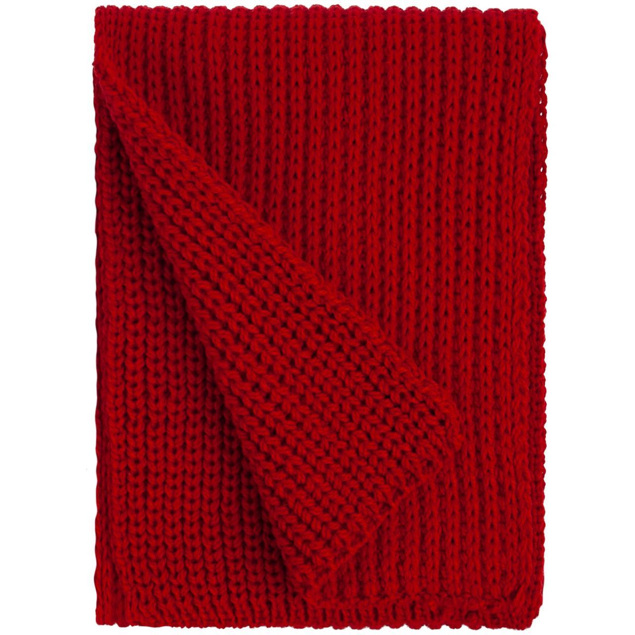 Шарф Nordkapp, красный (артикул 14402.50)