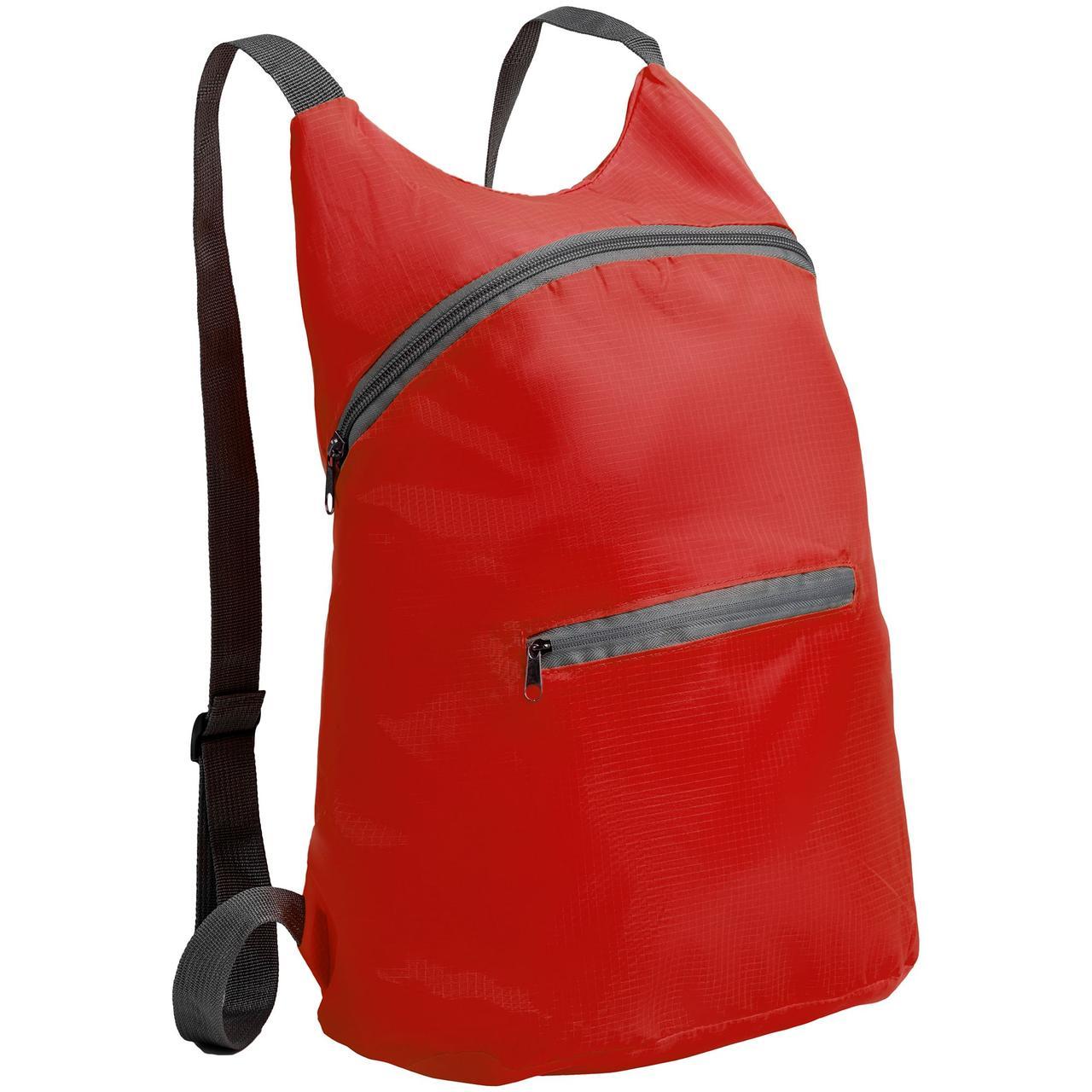 Складной рюкзак Barcelona, красный (артикул 12672.50)