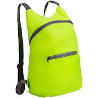 Складной рюкзак Barcelona, салатовый (артикул 12672.90), фото 1