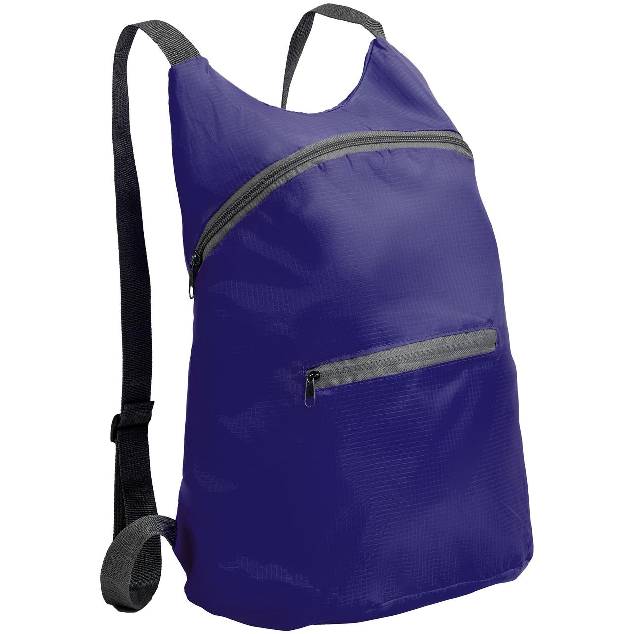 Складной рюкзак Barcelona, синий (артикул 12672.40)